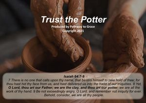 Video  Trust the Potter By Brad Quilliam