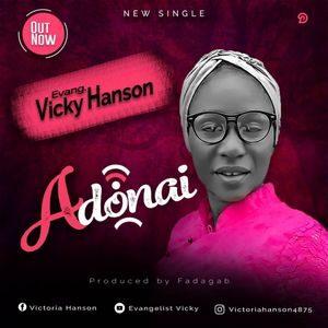 Download Adonai By Evang. Vicky Hanson