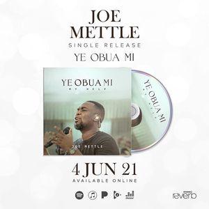 Download and Stream Ye Obua Mi (My Help) By Joe Mettle