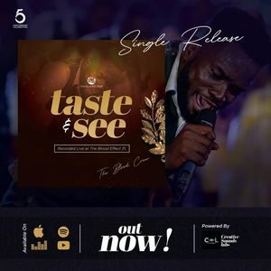 Taste and See By The Blood Crew Ft. Sammy Joyous