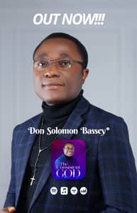 Download and Stream The Consistent God By Don Solomon Bassey