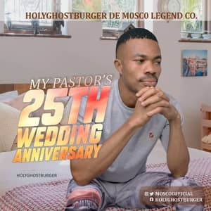 Download My Pastor's 25th Wedding Anniversary By Holyghostbuger