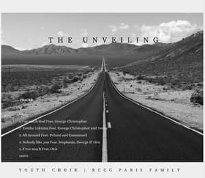 Download and Stream The Unveiling Album By RCCG Paris Family Youth Choir